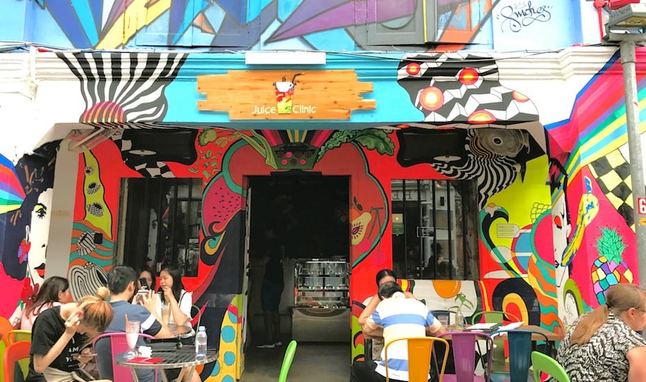 The ultimate guide to Haji Lane: Where to eat, shop and play in Singapore's original indie neighbourhood