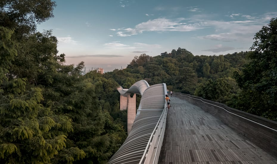 Romantic spots in Singapore | Henderson Waves