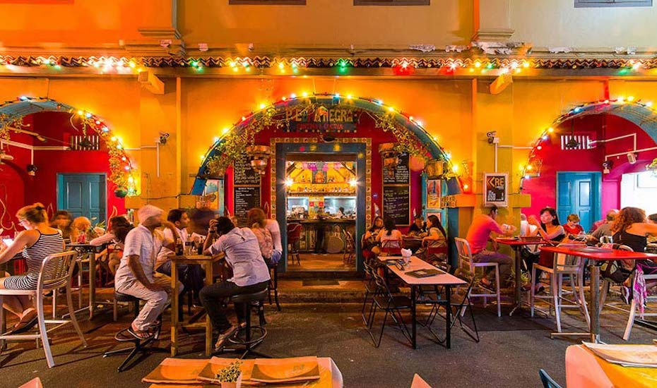 Guide to Haji Lane, Singapore's OG hip neighbourhood