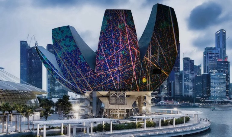 i Light Marina Bay 2017 in Singapore: Art installations and dazzling lights galore with a pro-environment message