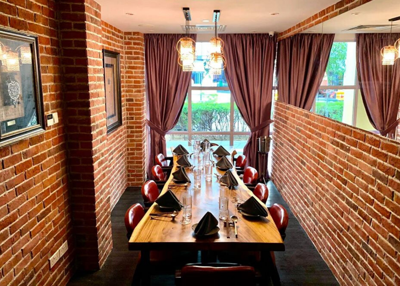 The Nomad | Private dining room