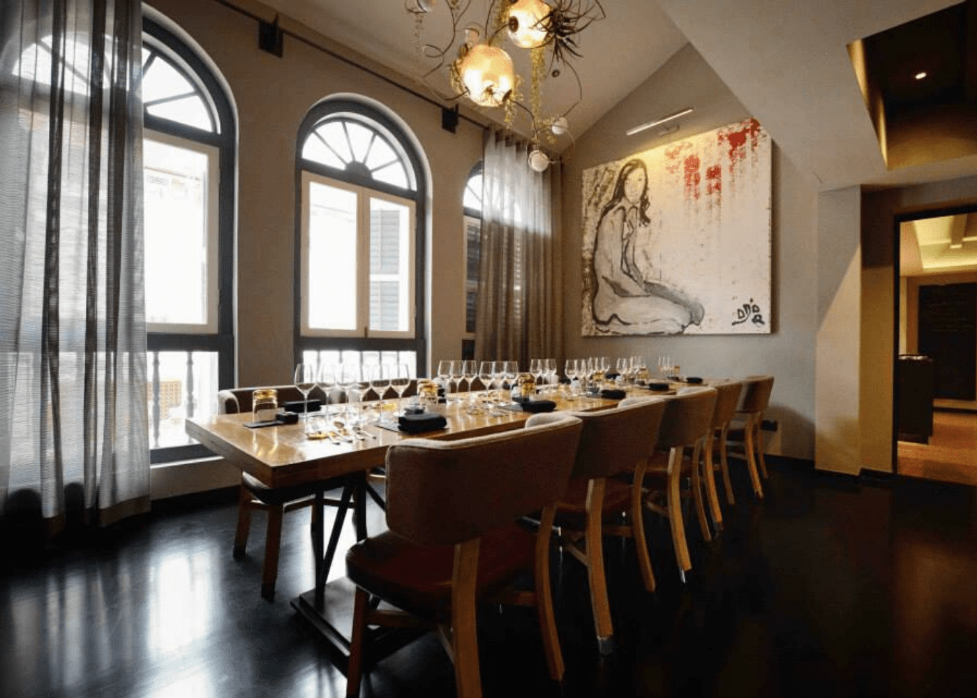 Tippling Club | Private dining rooms singapore