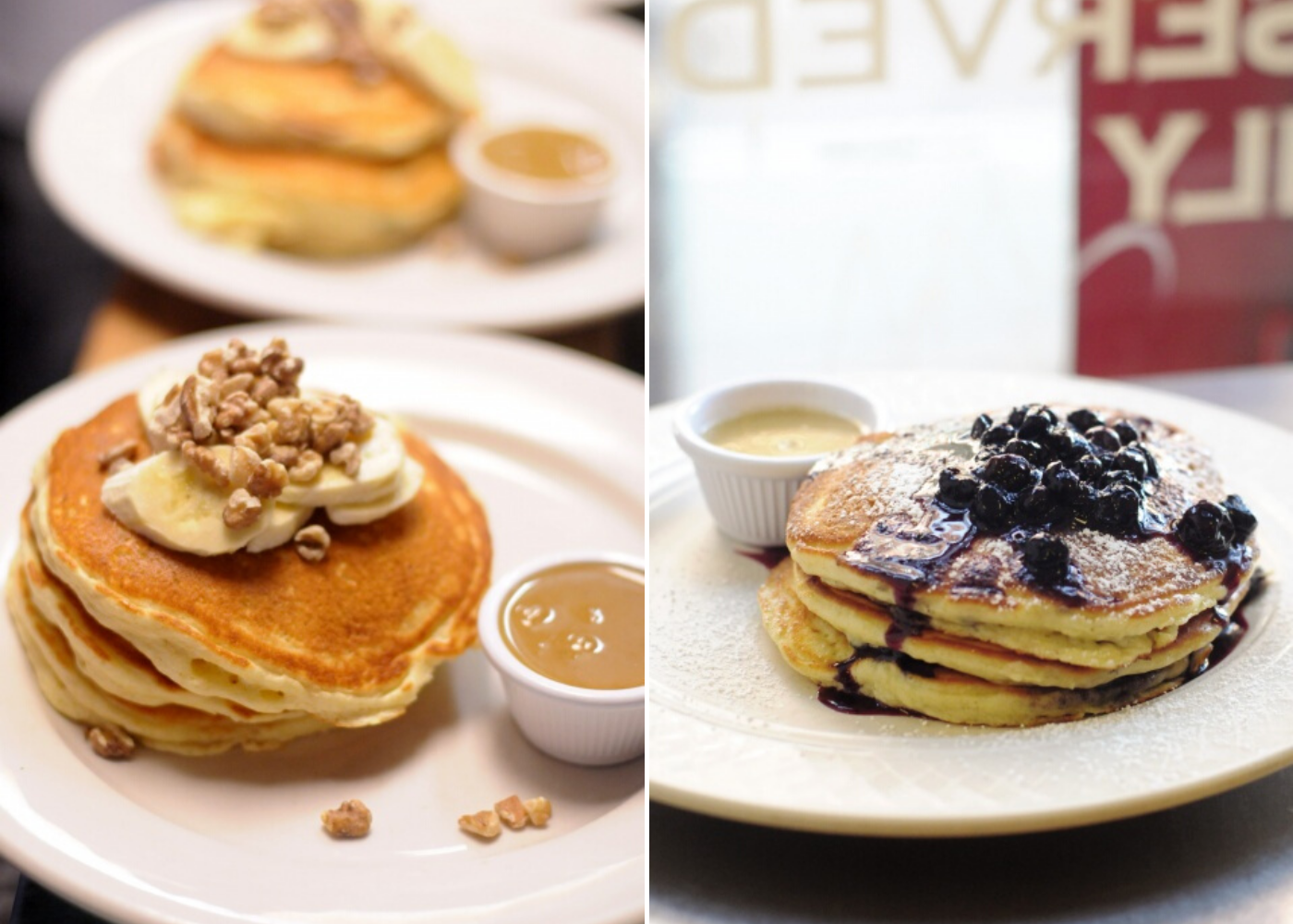 Clinton Street Baking Company & Restaurant | sweet pancakes in singapore