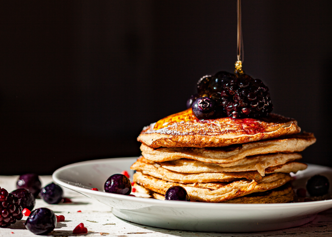 Nothing can stack up to these flippin' pancakes in Singapore