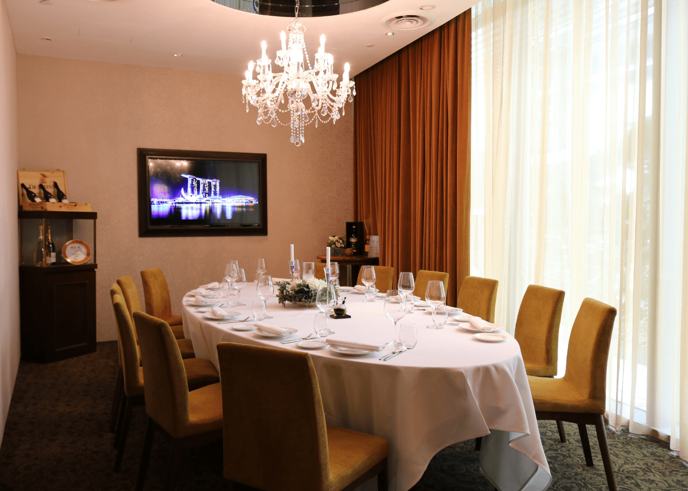 Private dining rooms in Singapore: Book a space at these restaurants for intimate gatherings