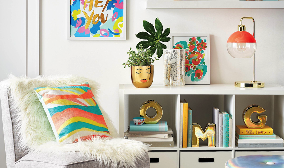 It's here! Check out the new Target x Oh Joy! home decor collection for 2017