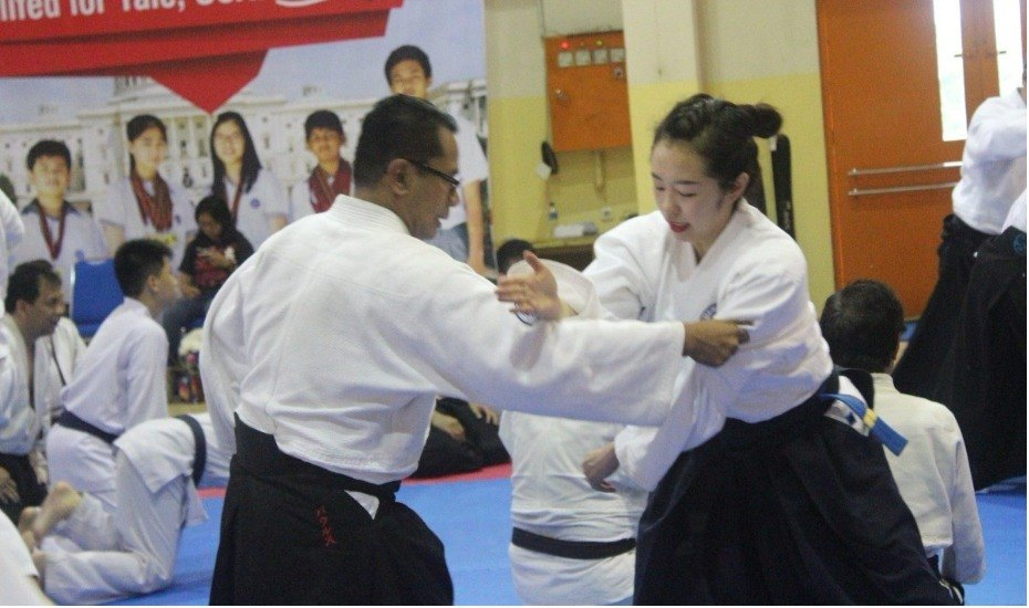 Aikido Shinju-kai | Where to learn Martial Arts in Singapore