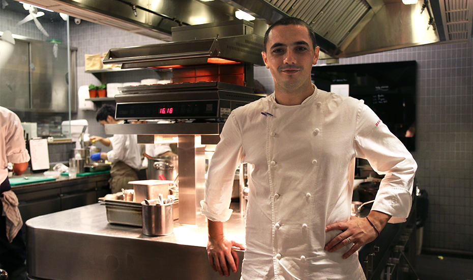 Chef Julien Royer | Odette Singapore | Honeycombers Review