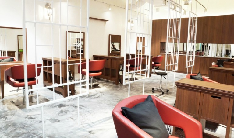 Hair salons in Singapore: Honeycombers reviews Japanese salon Michaela in Clarke Quay