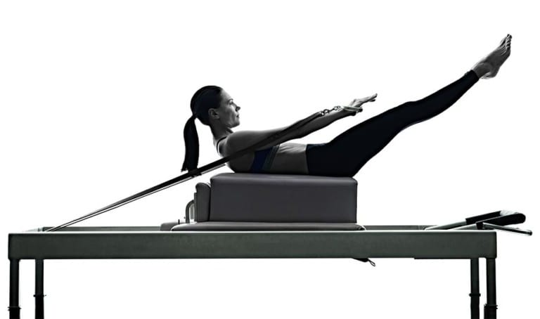 Pilates is not yoga: Reformer and matwork classes for recovery, flexibility and core exercises
