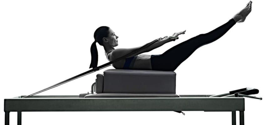 Pilates classes in Singapore