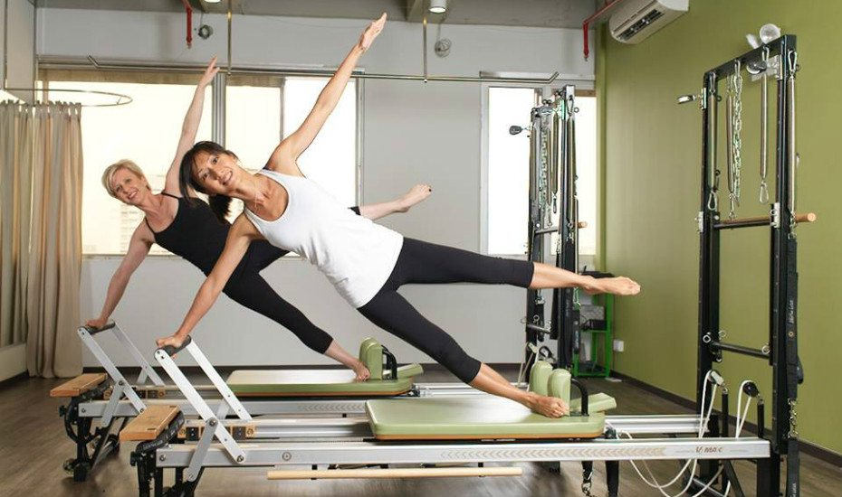 Breathe Pilates reformer classes