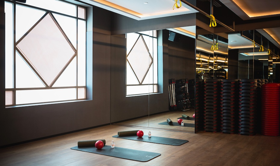Pure Fitness pilates studio