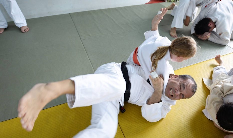 Singapore Judo Club | Where to learn Martial Arts in Singapore