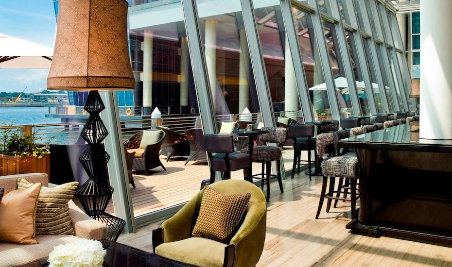 Happy hour in Marina Bay, Singapore: Bars and restaurants with cheap drinks