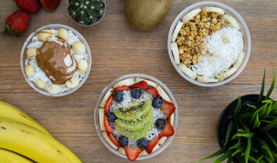Acai bowls in Singapore: Absolute Acai