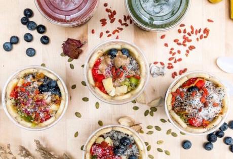 Acai bowls: An Acai Affair