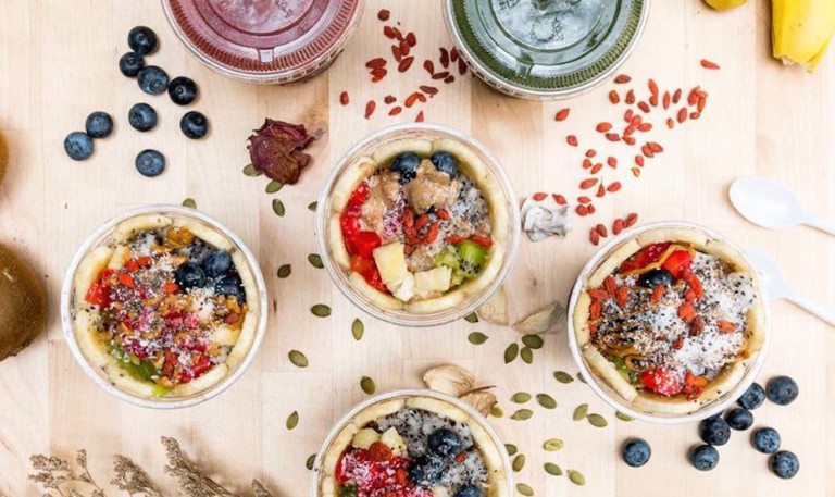Step aside, chocolate: get your fruit on with an acai bowl