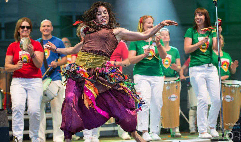 A Brazilian and Jamaican invasion is coming to Singapore this weekend with dance and percussion workshops
