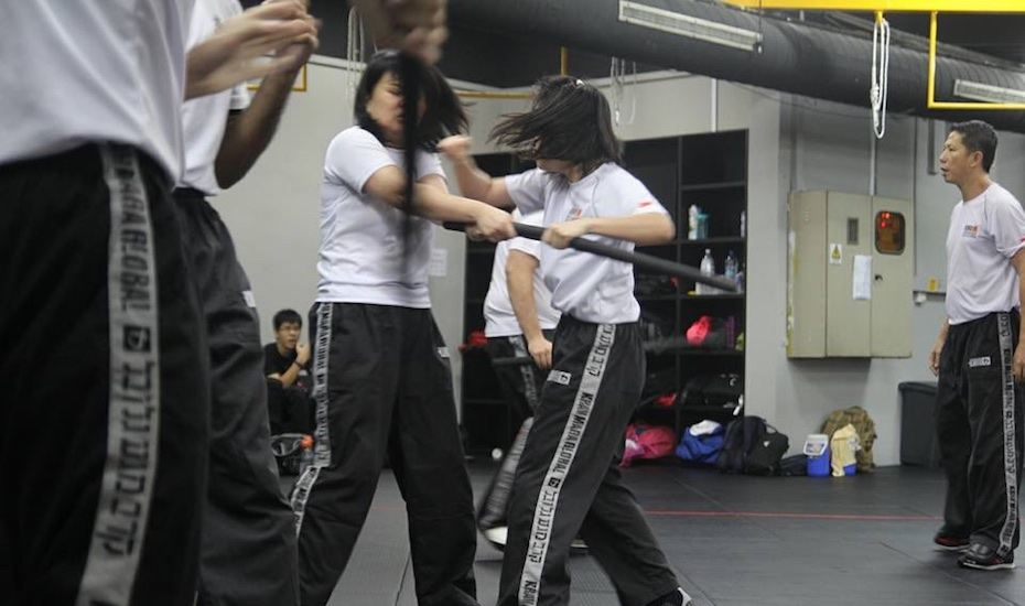 Krav Maga Global Singapore | Where to learn Martial Arts in Singapore