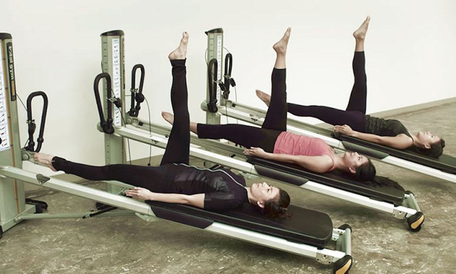 Momentum Lab pilates studio
