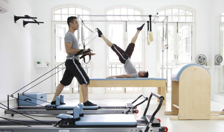 Pilates Plus group classes
