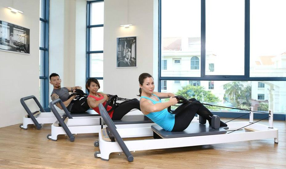 The Moving Body pilates classes