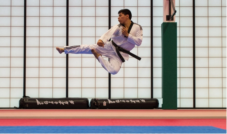Try your hand at taekwondo in Singapore