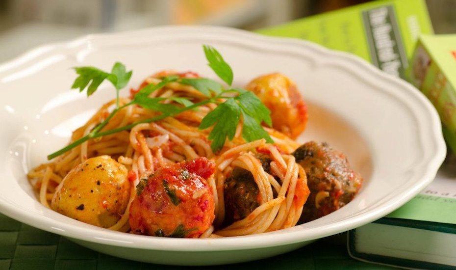 Vegetarian and vegan restaurants in Singapore: Real Food