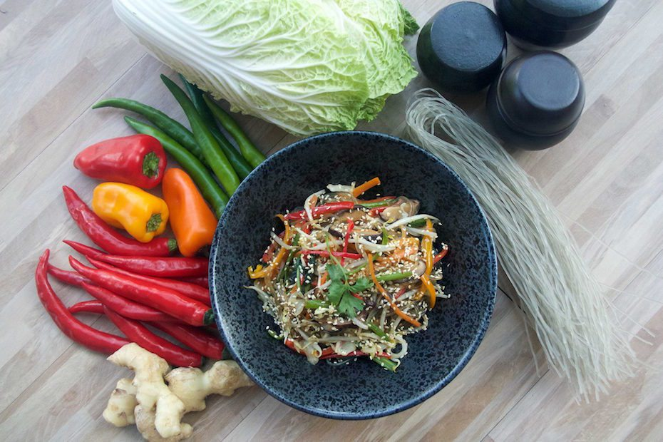 Vegetarian restaurants in Singapore: The Boneless Kitchen