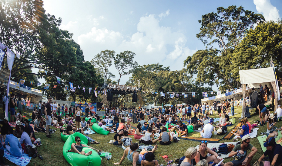 Review: Garden Beats Festival 2017 cruises by despite thorny turn of events