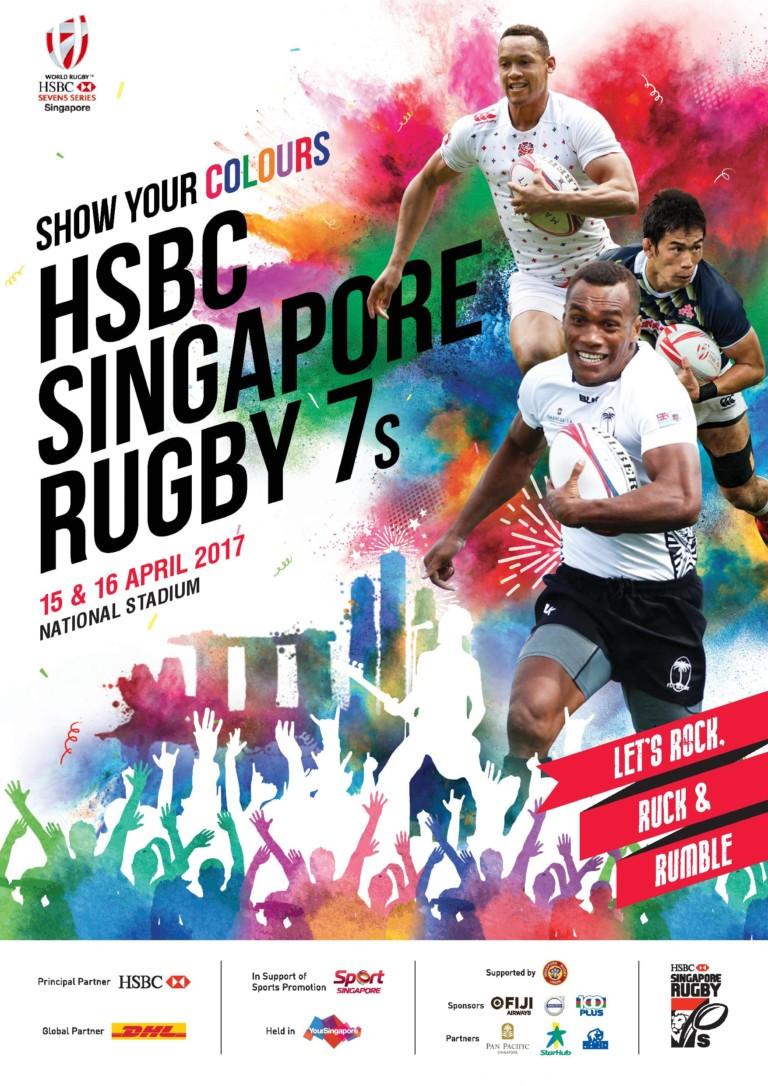 HSBC World Rugby Singapore Sevens 2017