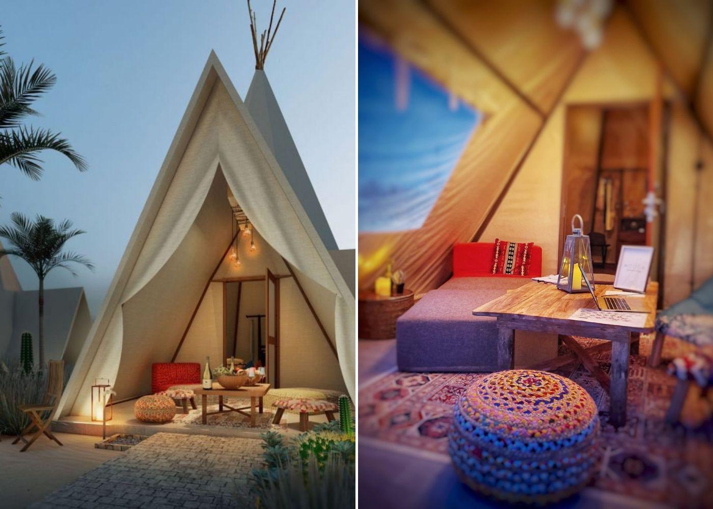 Best Bintan Resorts: ANMON Desert Themed Glamping Resort