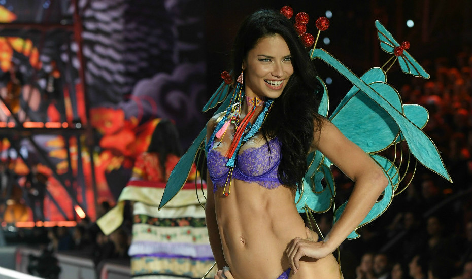 Fashion Glossip: Pedder on Scotts Spring shoe collection, Thom Browne at Dover Street Market, Adriana Lima at Victoria's Secret Singapore