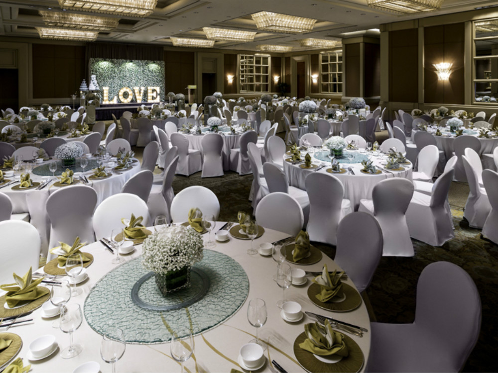 Meet wedding specialists and visit reception spaces at Conrad Centennial Singapore's Everlasting Love wedding workshop