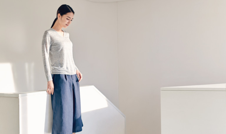 Why you should make Muji's linen clothing collection your go-to for hot weather fashion in Singapore