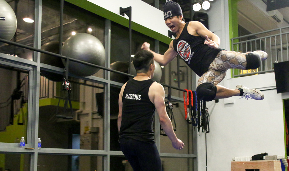 Wrestling classes in Singapore: Grapple MAX Dojo's workout routines are your new fun (and safe) way to get fit
