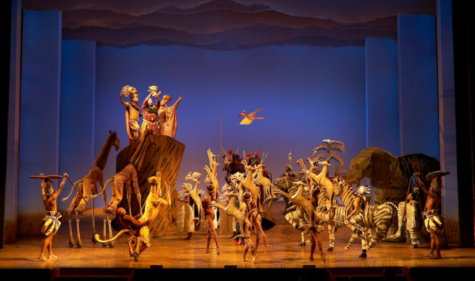 The Lion King Musical Singapore 2018