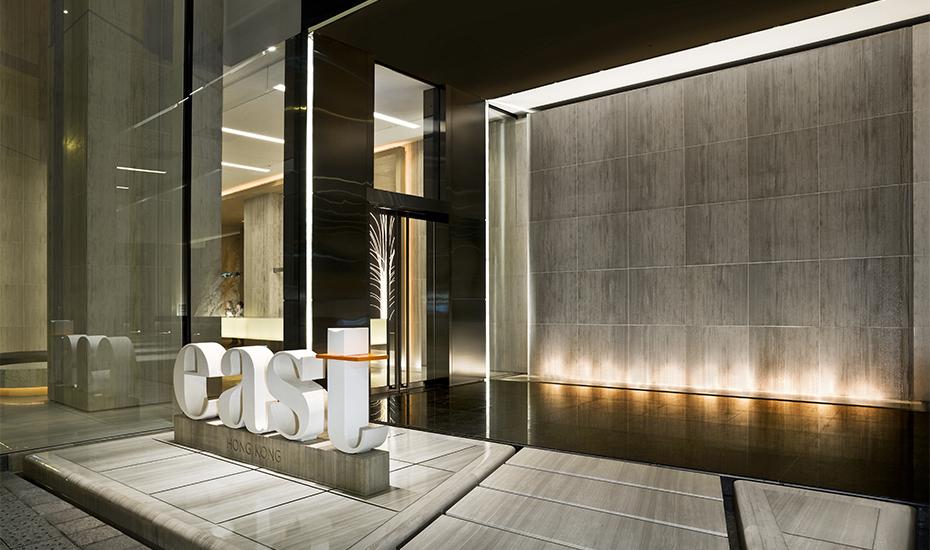 main entrance   East Hong Kong Hotel Tai Koo   Honeycombers Review