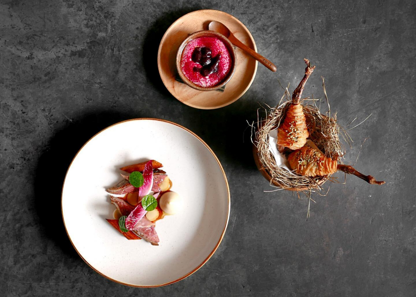 Cure | Best restaurants in Singapore