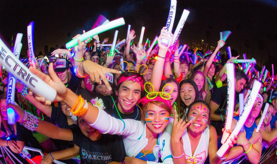 Things to do in April 2017 | Honeycombers Singapore | Electric Run 2017