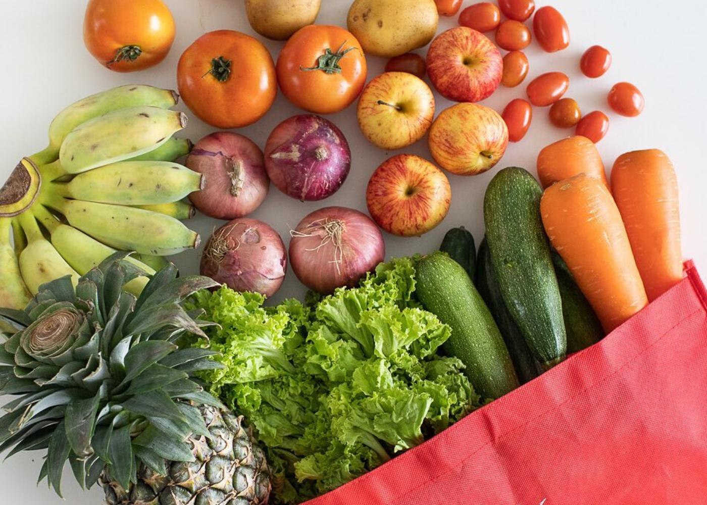 Online grocery shopping: Shiok Farm
