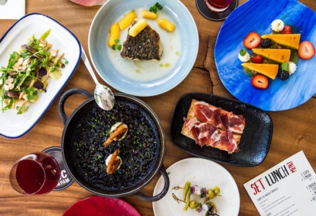 Spanish restaurants in Singapore: FOC PIM PAM
