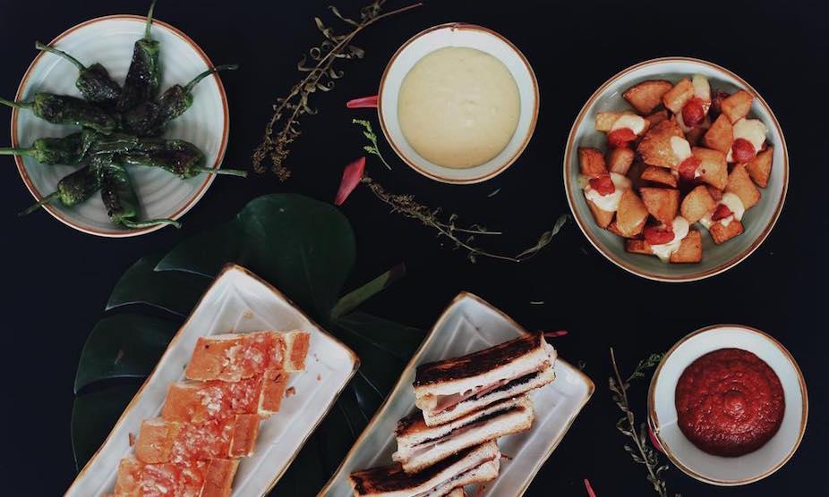 Spanish restaurants in Singapore: The Great Mischief