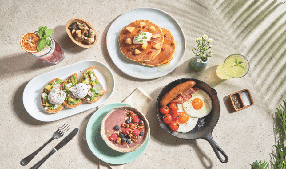 Brunch in Singapore | Weekday Brunch | Weekend brunch