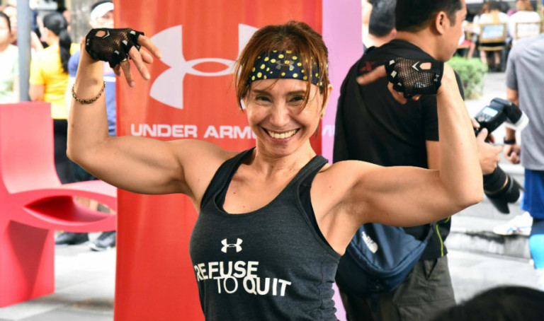 Under Armour Test of Will 2017, Singapore: Can you survive this urban fitness challenge at Bugis Junction?
