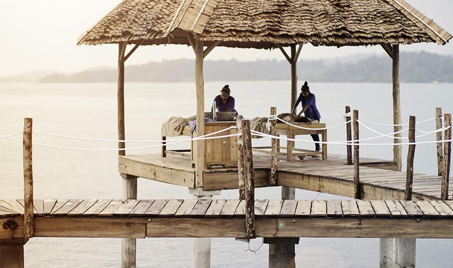 Beachfront resorts near Singapore: Escape to this private retreat in Indonesia's Riau Islands