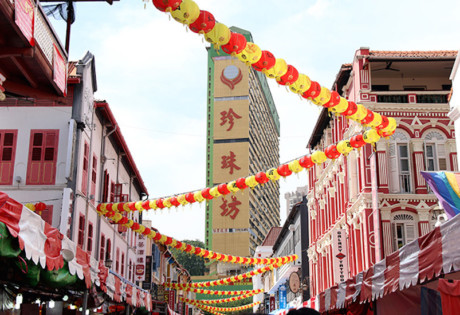 Chinatown Singapore Honeycombers neighbourhood guide photography Darissa Lee