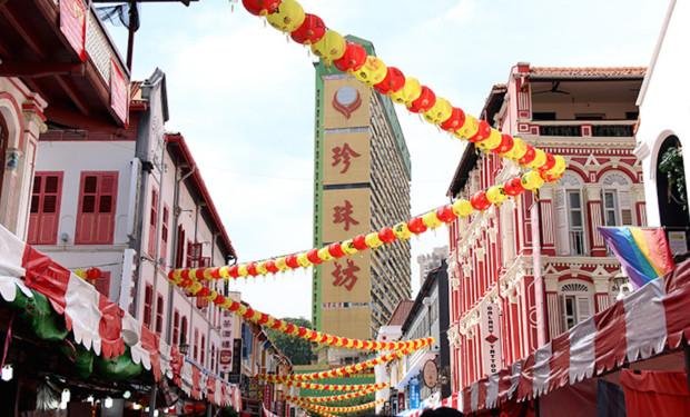 Chinatown Singapore Honeycombers neighbourhood guide photography Darissa Lee