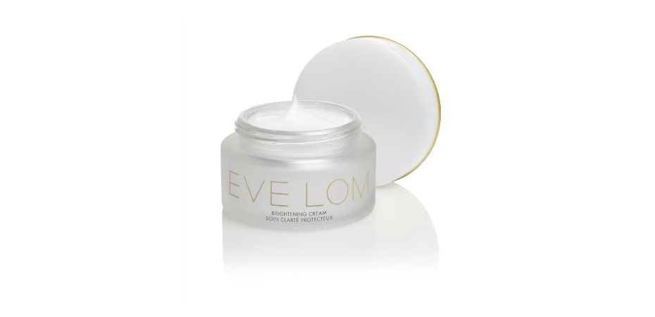 Eve Lom Brightening Cream | Best face moisturisers for Singapore weather